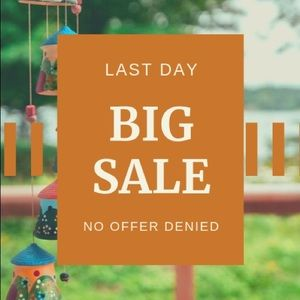 Other - 🎉🎉 LAST DAY of SALE 🎉🎉